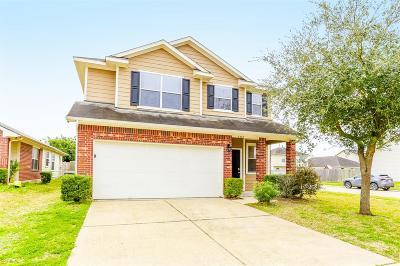 Houston Single Family Home For Sale: 3839 Aurora Mist Lane