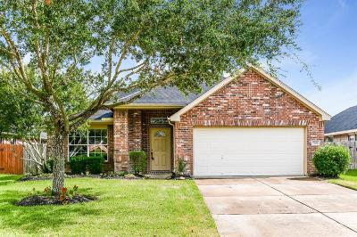 Pearland Single Family Home For Sale: 7706 Misty Lake Lane