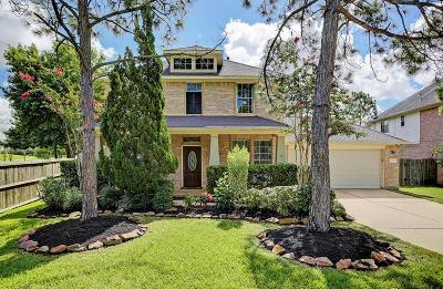 Pearland Single Family Home For Sale: 3103 Gramercy Court