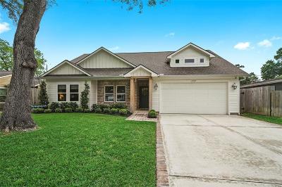 Houston Single Family Home For Sale: 1737 Ebony Lane