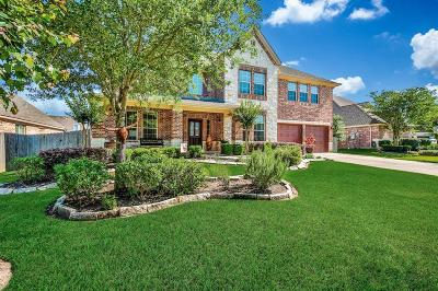Conroe Single Family Home For Sale: 3310 Compass Court