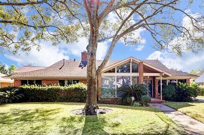 Meyerland Single Family Home For Sale: 5115 Glenmeadow Drive