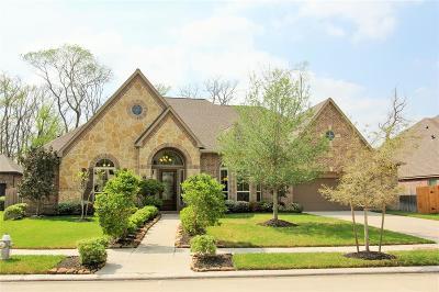 Missouri City Single Family Home For Sale: 54 Fort Arbor Lane