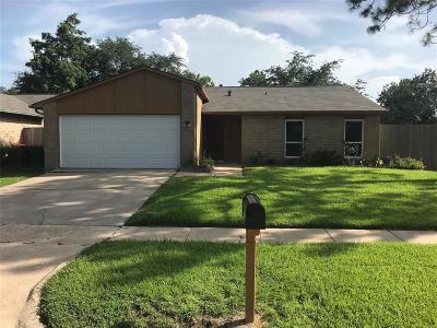 Richmond Single Family Home For Sale: 6826 Pickett Drive