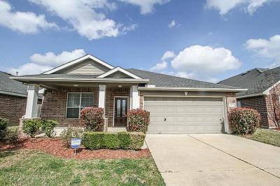 Rosenberg Single Family Home For Sale: 915 Pickett Hill Lane
