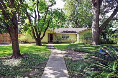 Bellaire Single Family Home For Sale: 5217 Palmetto