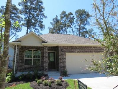 Montgomery Single Family Home For Sale: 11227 Burning Tree Drive