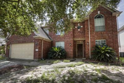 Humble Single Family Home For Sale: 5502 Atascocita Timbers
