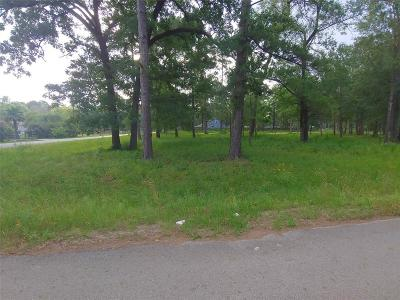 Conroe Residential Lots & Land For Sale: Springfield Drive