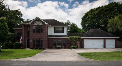Baytown Single Family Home For Sale: 3814 Oak Ridge Drive