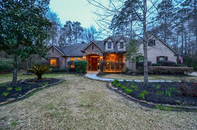 Tombal Single Family Home For Sale: 22803 Timberlake Creek Road