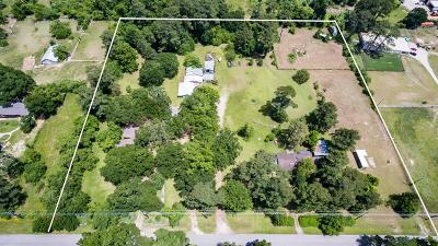 Magnolia Single Family Home For Sale: 26318 Dobbin Huffsmith Road