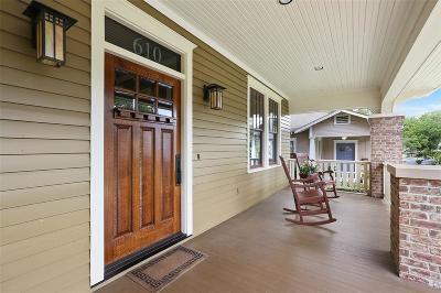 Houston Single Family Home For Sale: 610 E 19th Street