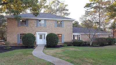 Conroe Single Family Home For Sale: 502 River Plantation Drive