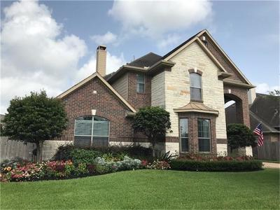 League City Single Family Home For Sale: 218 Sutherland Lane