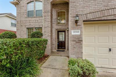 Single Family Home For Sale: 15710 Misty Heath Lane