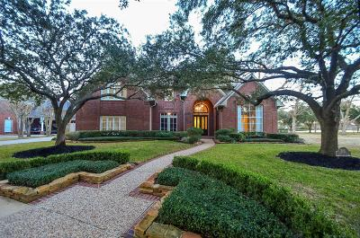 Sugar Land Single Family Home For Sale: 3811 Deer Run Bend