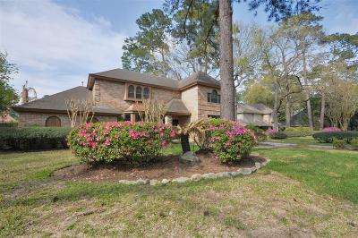 Kingwood Single Family Home For Sale: 2319 Willow Pass Drive