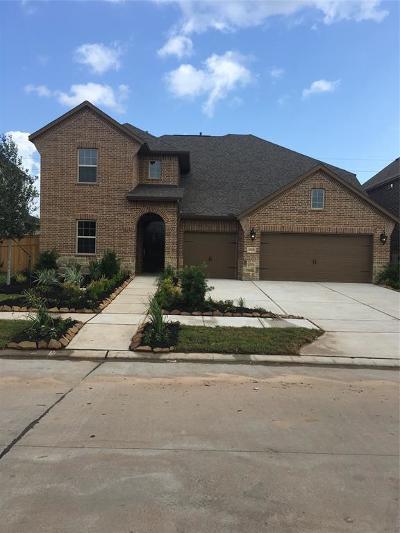 Missouri City Single Family Home For Sale: 10315 Wylde Point Lane