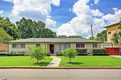 Houston Single Family Home For Sale: 2215 McClendon Street