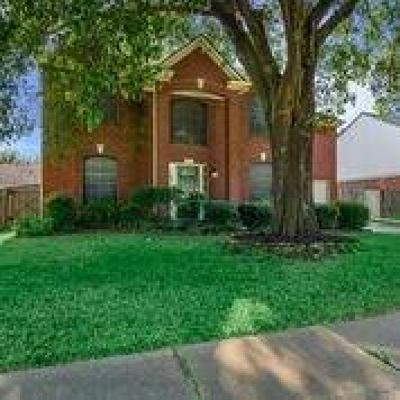 Galveston County, Harris County Single Family Home For Sale: 10047 Lazy Meadows Drive
