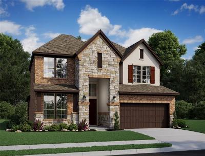Houston Single Family Home For Sale: 13210 Peony Meadow Trail