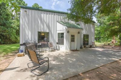 Magnolia Farm & Ranch For Sale: 15262 McCall Trace