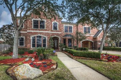 Pearland Single Family Home For Sale: 1505 Bentlake Lane