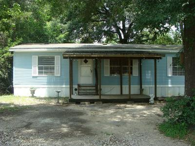 New Caney Single Family Home For Sale: 25051 Twin Oaks