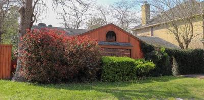 Bellaire Single Family Home For Sale: 4533 Holly Street