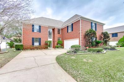 Sugar Land Single Family Home For Sale: 138 S Hall Drive