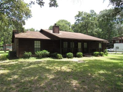 New Caney Single Family Home For Sale: 20119 Split Oak Drive