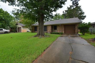 Houston TX Single Family Home For Sale: $189,900