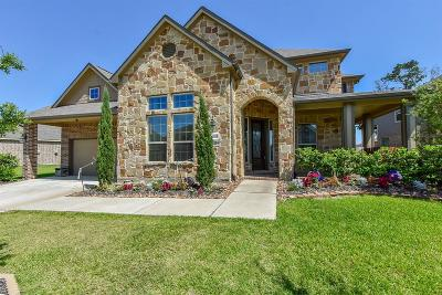 Tomball Single Family Home For Sale: 22715 Cosburn Lane
