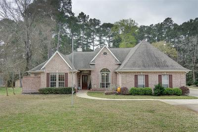 Conroe Single Family Home For Sale: 2314 Stableridge Drive