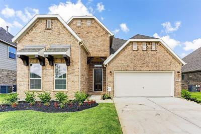 Fort Bend County Single Family Home For Sale: 2635 Patricia Crossing