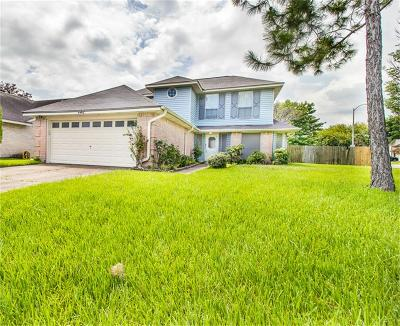 Deer Park Single Family Home For Sale: 1402 Hoover Drive