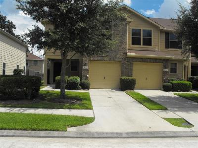 Tomball Condo/Townhouse For Sale: 16124 Sweetwater Fields Lane