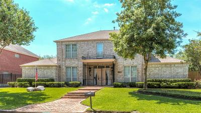 Stafford Single Family Home For Sale: 3214 Country Club Boulevard