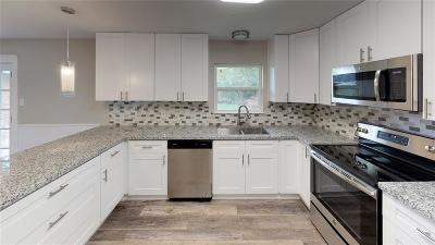 Houston Single Family Home For Sale: 214 E Edgebrook Drive