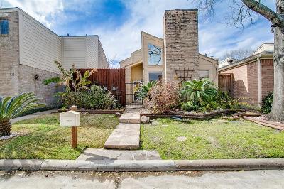 Houston Single Family Home For Sale: 1914 Trixie Lane