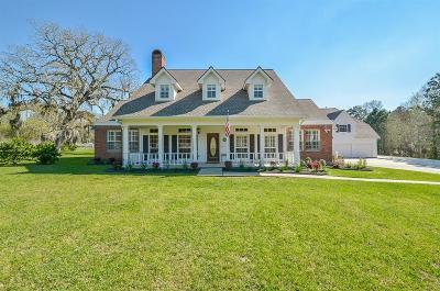 Magnolia Single Family Home For Sale: 14519 Wildwood Circle