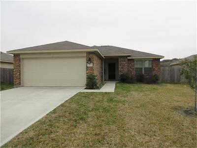 Galveston County Rental For Rent: 113 N Golden Oak Drive