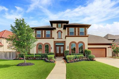 Sugar Land Single Family Home For Sale: 6330 Logan Creek Lane