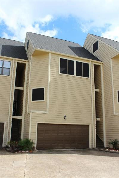 League City Condo/Townhouse For Sale: 893 Davis Road