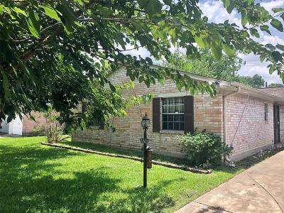 Houston TX Single Family Home Pending: $150,000