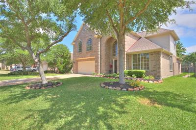 Pearland Single Family Home For Sale: 3319 Coastwood Lane