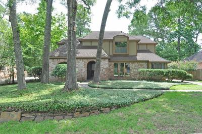 Spring Single Family Home For Sale: 73 Towering Pines Drive