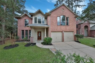 The Woodlands Single Family Home For Sale: 290 Misty Dawn Court