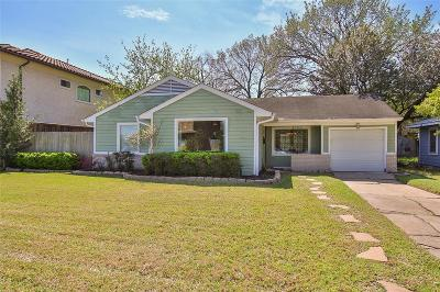 Bellaire Single Family Home For Sale: 5015 Tamarisk Street